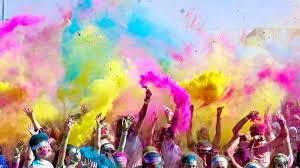 The Colour Run takes place at Netherdale