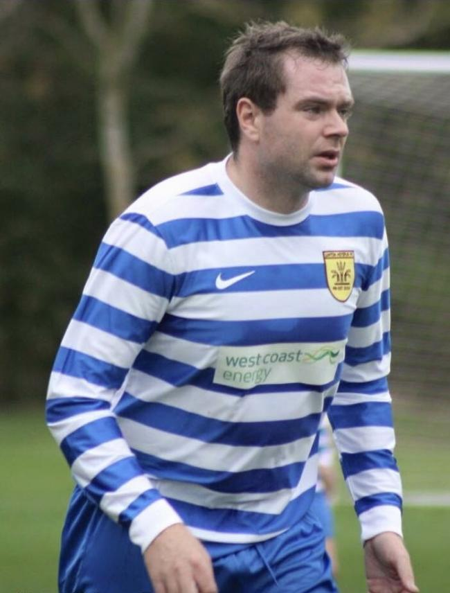 Campbell Foryth has been a regaulr at Linton Hotspur for the past decade